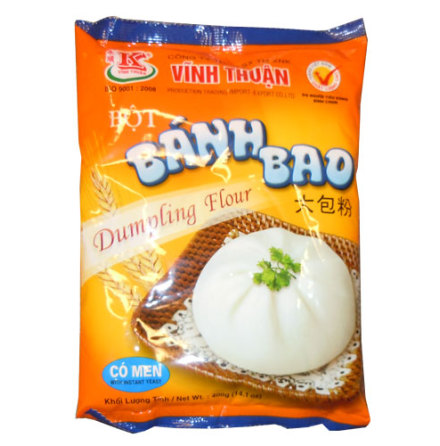 Dumpling Flour (Salapao) Bot Banh Bao 400g Vinh Thuan