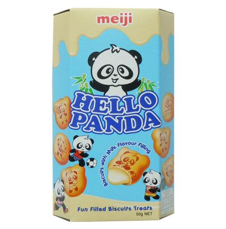Hello Panda Milk 50g Meiji