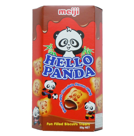 Hello Panda Chocolate 50g Meiji