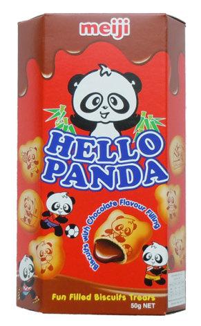 Hello Panda Chocolate 50g Meiji