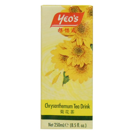 Chrysanthemum Tea Drink 250ml Yeo's