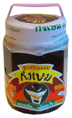 Chili in Oil Kong Sem 300 g
