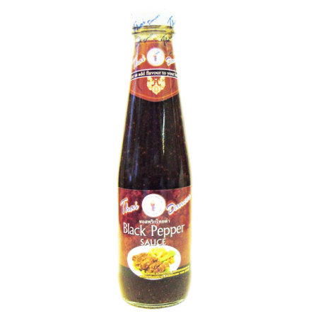 Black Pepper Sauce 300 ml TD