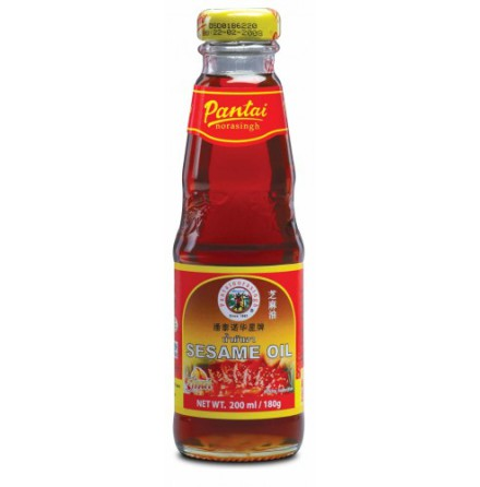 Sesame Oil 200 ml Pantai