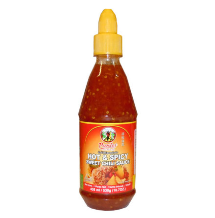 Sweet Chili Hot & Spicy 435ml Pantai
