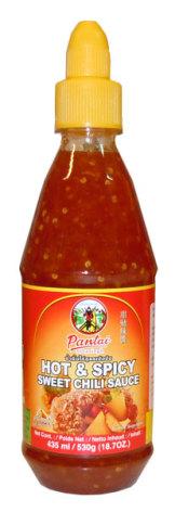 Sweet Chili Hot & Spicy 435ml Pantai
