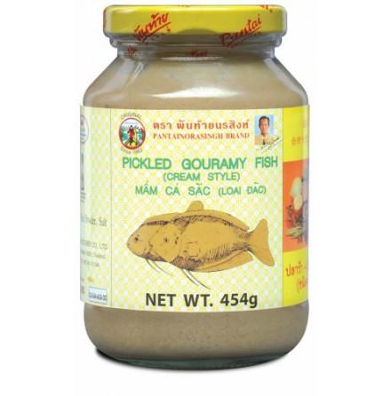 Pickled Gouramy Fish Cream Style 454g Pantai
