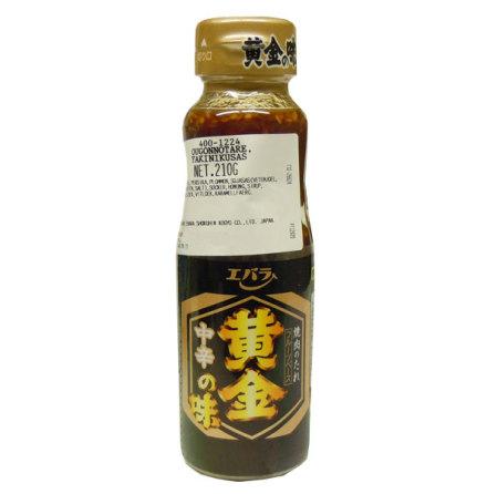 Yakinikusås Ougon no tare 210 g