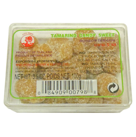 Tamarind Candy Sweet 100g Cock