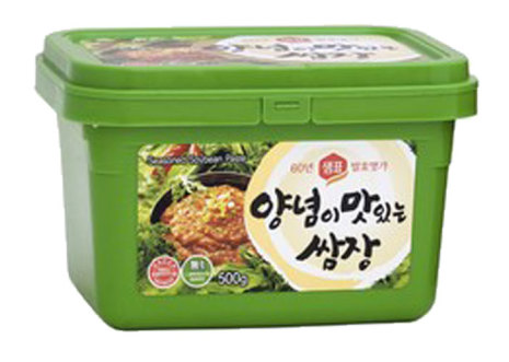 Ssamjang Seasoned Soybean Paste Sempio