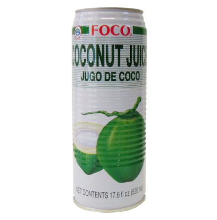 Coconut Juice 520 ml Foco