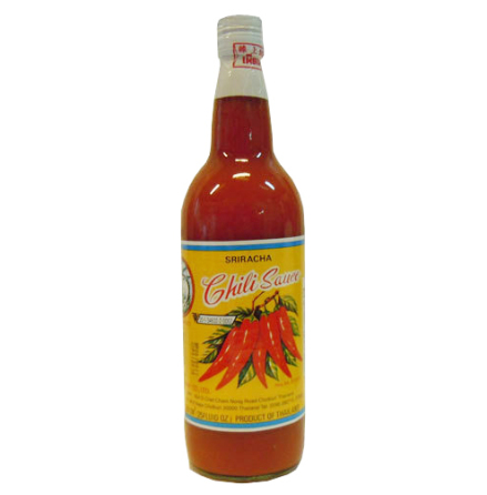 Sriracha Sauce Medium 750 ml Shark Brand