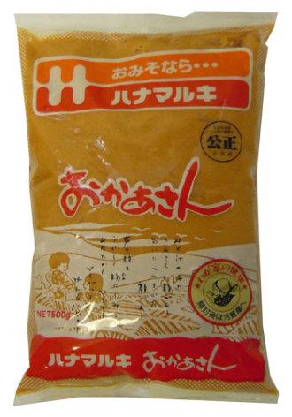 Misopasta Hanamaruki ljus 500 g