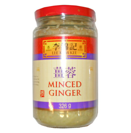 Minced Ginger 326 g LKK