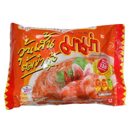 Mama Bean Vermi Tom Yum 40g