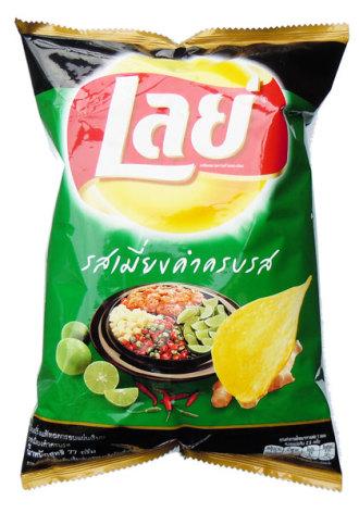 Lay's Potato Chips Miang Kum 75g