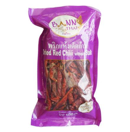 Dried Chili Whole Bannthai