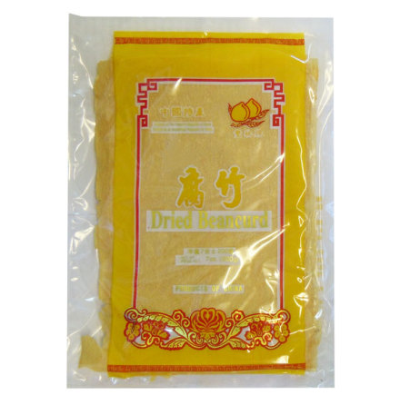 Dried Beancurd Sheet 200g Double Peach
