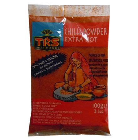 Chilli Powder Extra Hot 100 g TRS