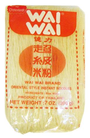 Rice Vermicelli 200g Wai Wai