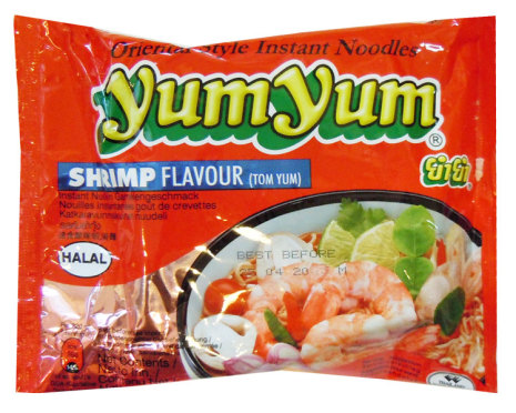 Yum Yum Shrimp Noodles