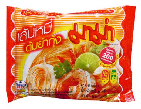 Mama Rice Vermi Tom Yum Koong