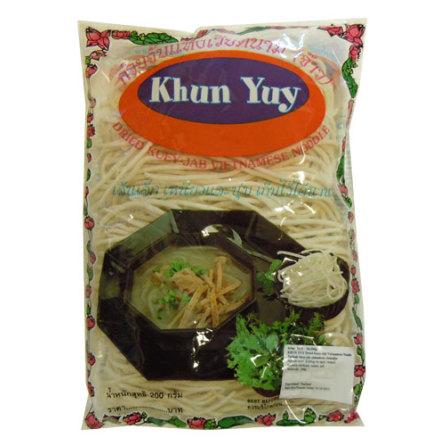Khun Yuy Noodle Kuey-Jab 200 g