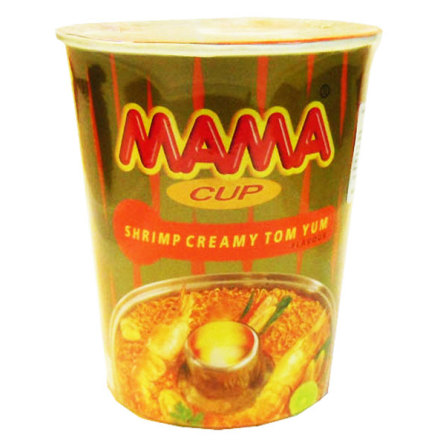 Mama CUP Creamy Tom Yum Shrimp