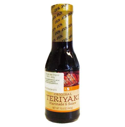 Teriyaki orginal J E S 443 g J E S