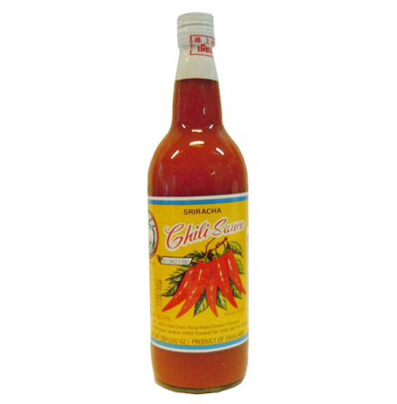 Sriracha Sauce Hot 750 ml Shark Brand