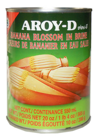 Banana Blossom in Brine 565g Aroy-D