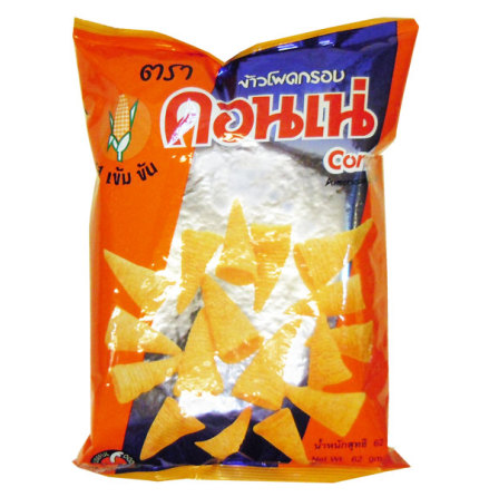 Corn snacks 48g Cornae