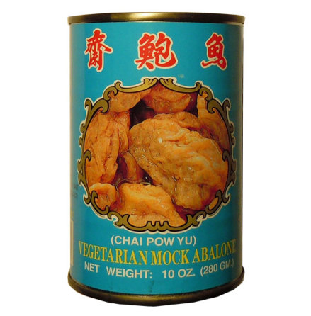 Vegetarian Mock Abalone 280 g Wu Chung
