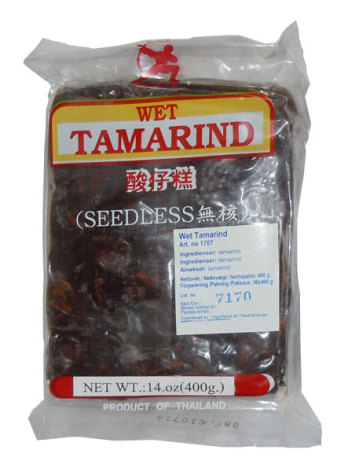 Wet Tamarind 400g Super