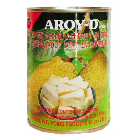 Young Green Jackfruit 565 g Aroy-D