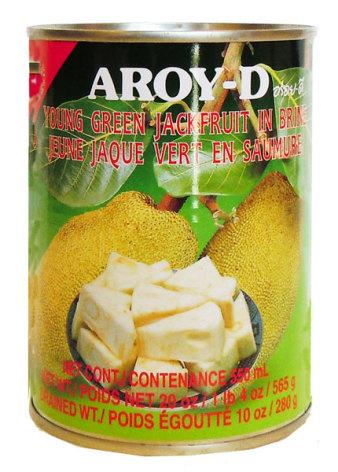 Young Green Jackfruit 565 g Aroy-D