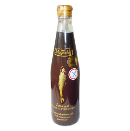 Premium Fish Sauce 500ml Megachef