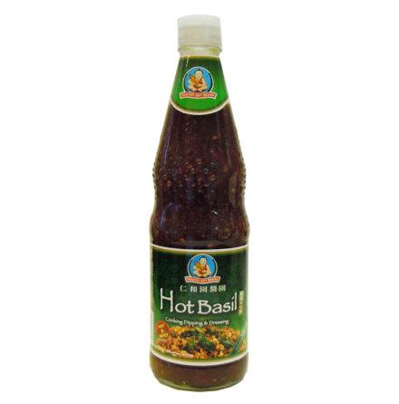 Hot Basil Sauce HB