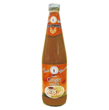 Ginger Sauce TD