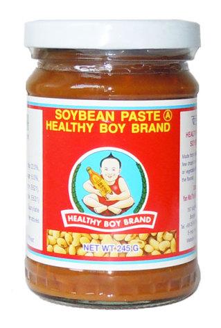 Soybean Paste 245g Healthy Boy