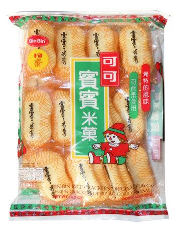 Bin Bin Rice Cracker Original 150g
