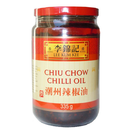 Chiu Chow Chili Oil 335g LKK