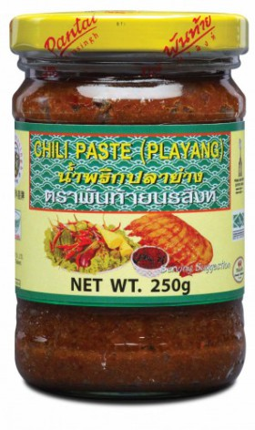 Chili Paste Playang 250 g Pantai