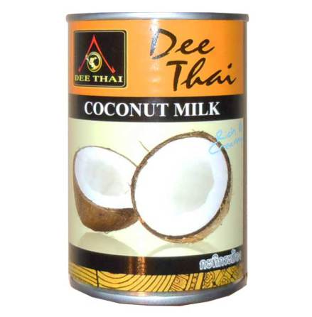 Coconut Milk 400 ml Dee Thai