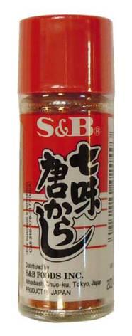 Shichimi Togrshi 15 g