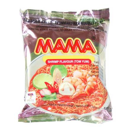 Mama Shrimp Tom Yum