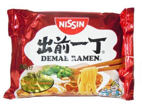 Nissin Noodle Sesame 100 g