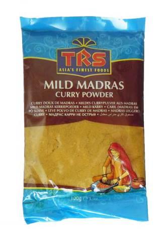 Madras Curry Mild 100 g TRS