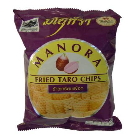 Fried Taro Chips Manora