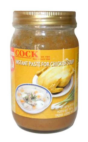 Instant Paste for Chicken Soup 227g Cock